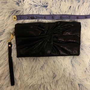 Sephora Black Clutch / Wristlet